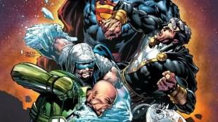 DC Comics Forever Evil #4 Review