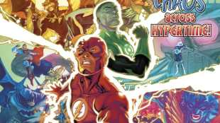 DC Comics Justice League #31 Review