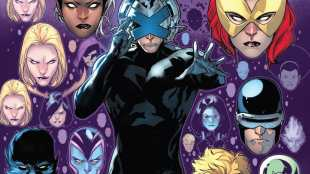 Marvel Comics Powers of X #4 Review