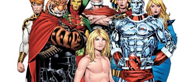 DC Comics Justice League #30 Review