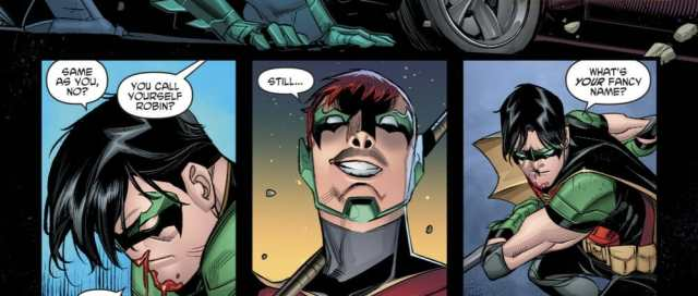 DC Comics Young Justice #8 Review
