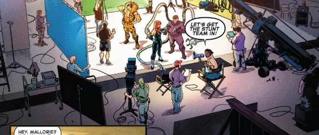 Amazing Mary Jane #1 Review
