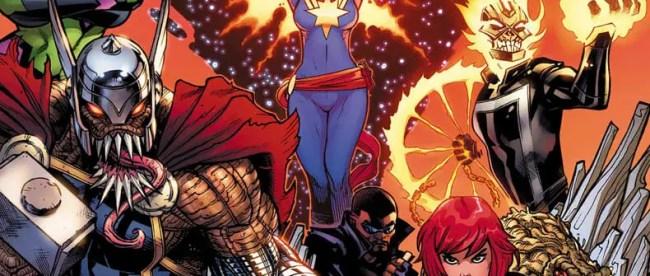Avengers #29 Cover