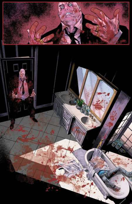 Daredevil #12 Highlight