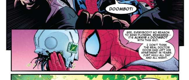 Amazing Spider-Man #34 Review