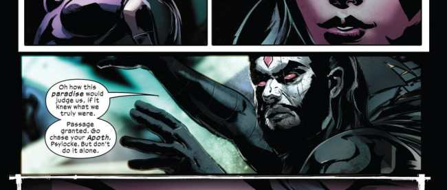 Marvel Comics Fallen Angels #1 Review