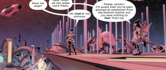 Far Sector #1 Review