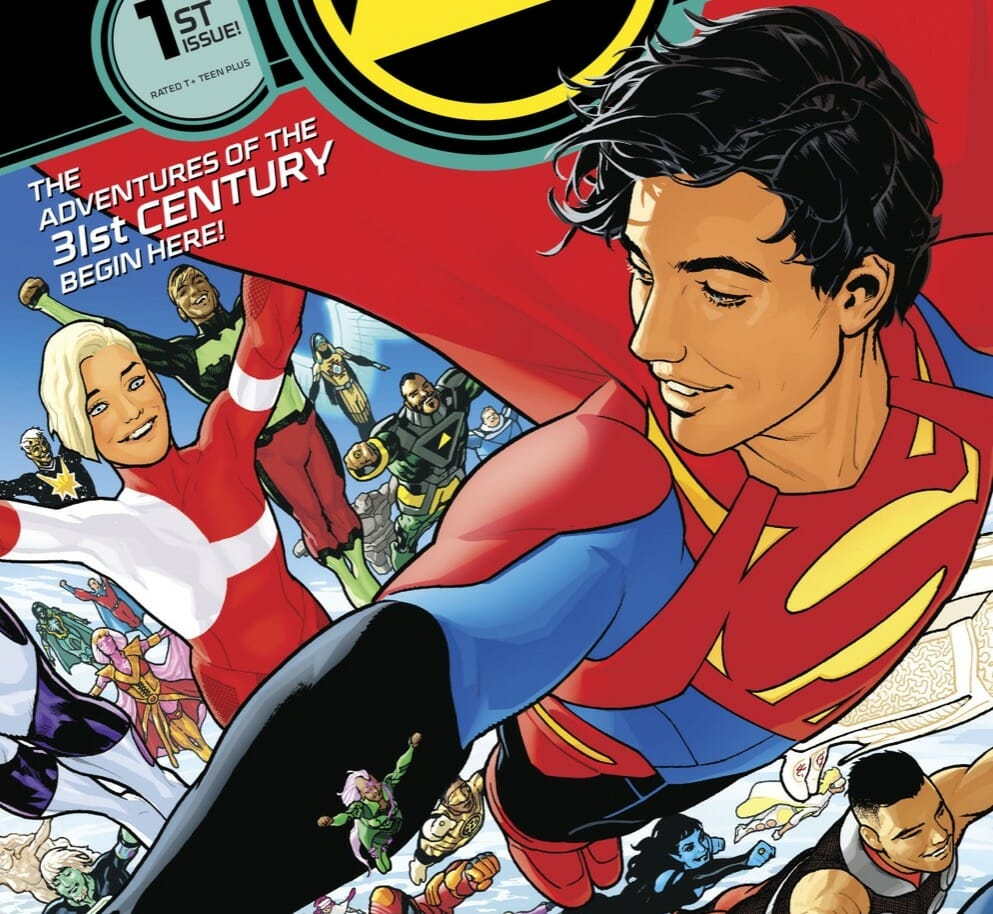 Legion of Super-Heroes #1 Review