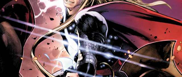 Thor #3 Cover