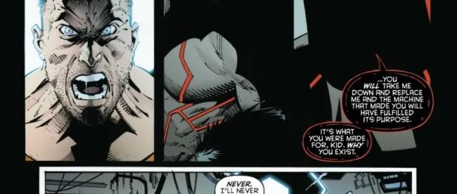 Batman: Last Knight On Earth #3 Review