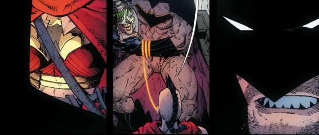 Batman Last Knight On Earth Wonder Woman Talks With Batman