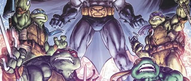 Batman Teenage Mutant Ninja Turtles III Best Of 2019