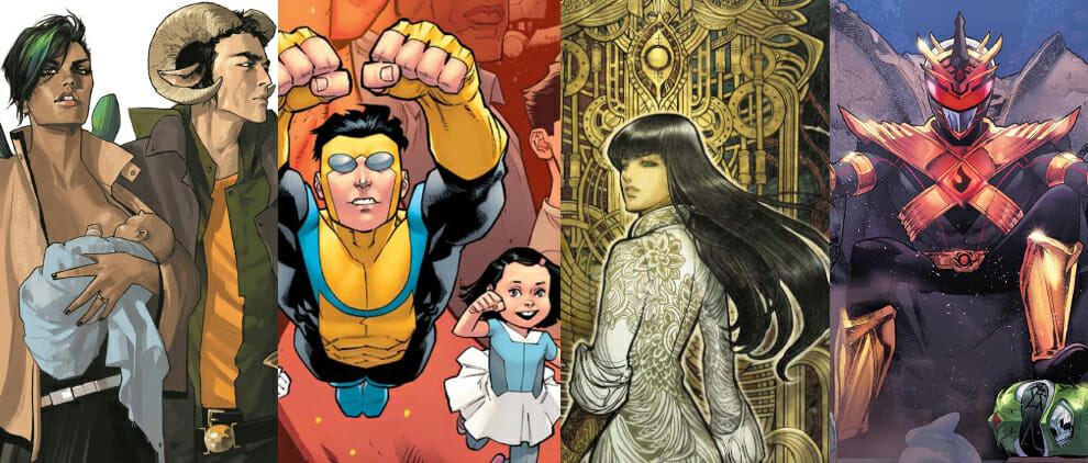 Top Indie Comic Books Of The Decade (2010-2019)