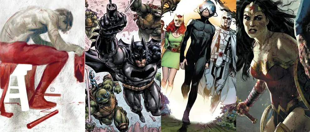 Top 10 Comic Books Of 2019