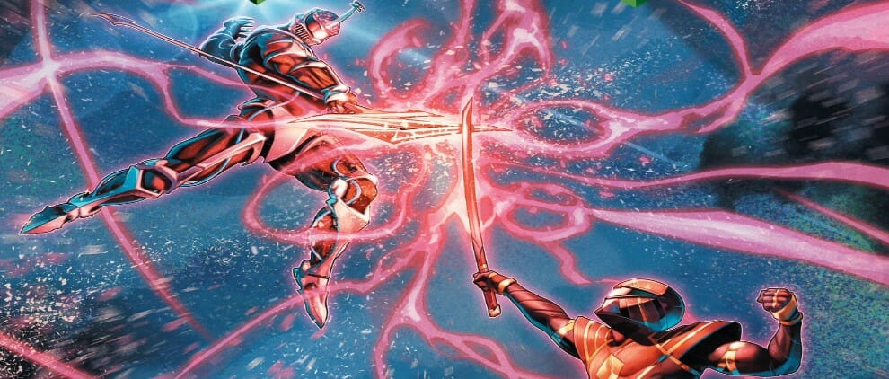 Mighty Morphin Power Rangers #45 Review