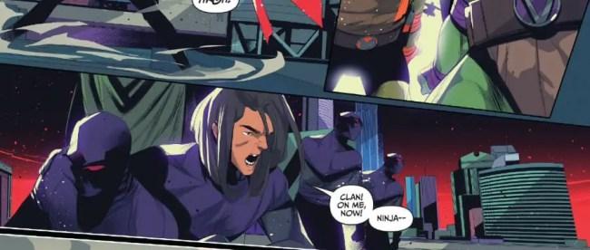 Mighty Morphin Power Rangers/Teenage Mutant Ninja Turtles #1 Review