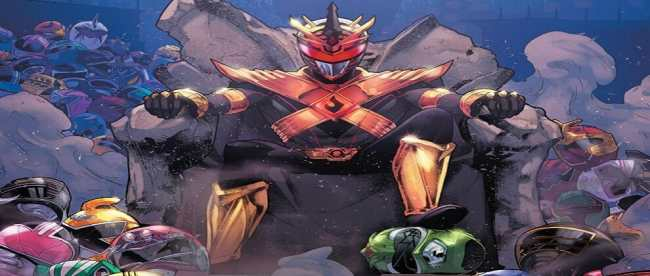 Mighty Morphin Power Rangers Best Of The Decade 2010s