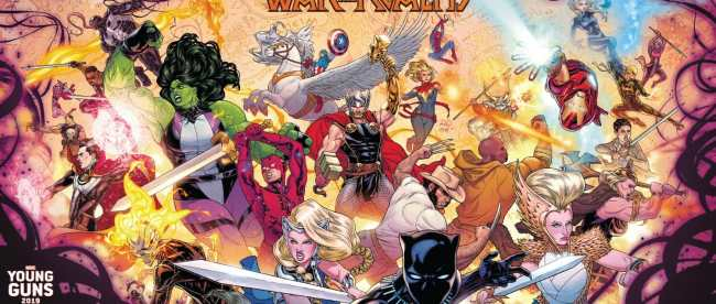 War Of The Realms Best Of 2019