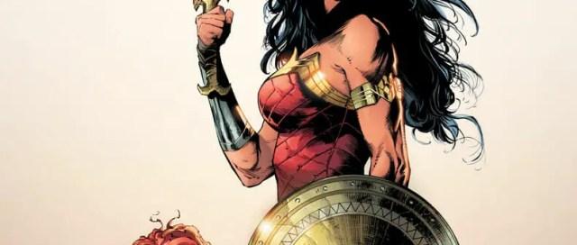 Wonder Woman #754 Cover