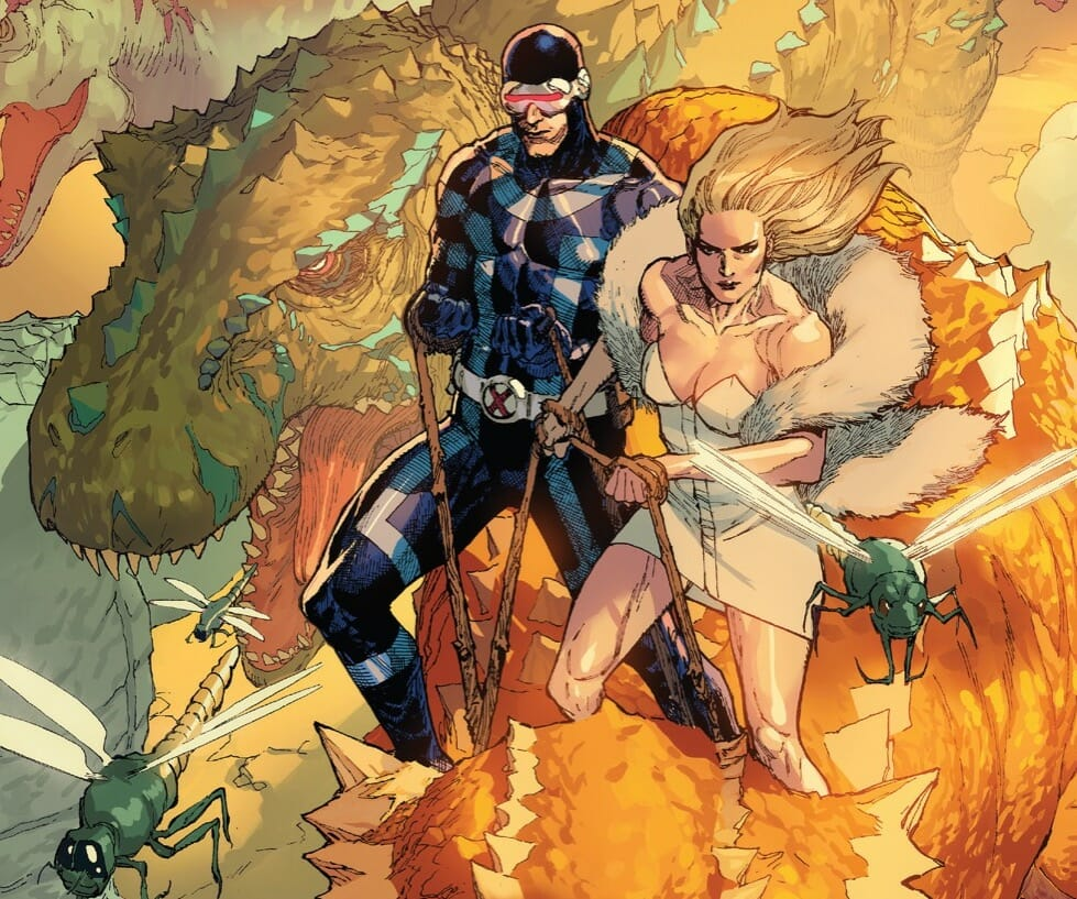 Marvel Comics X-Men #3 Review
