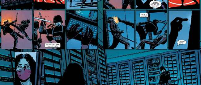 Daredevil #16 Through Hell Part 6 Review