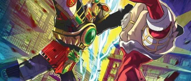 Go Go Power Rangers #27 Review