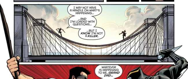 Nightwing #68 Review