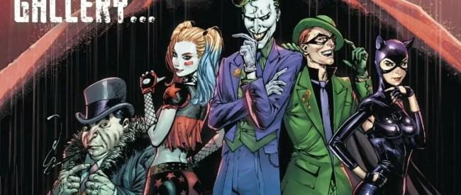 Batman #89 Cover
