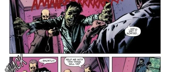 Catwoman #20 Raina Creel No Care For Son