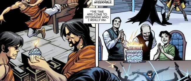 Nightwing #69 Review