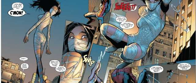 Amazing Spider-Man #4 Cindy Moon Appears