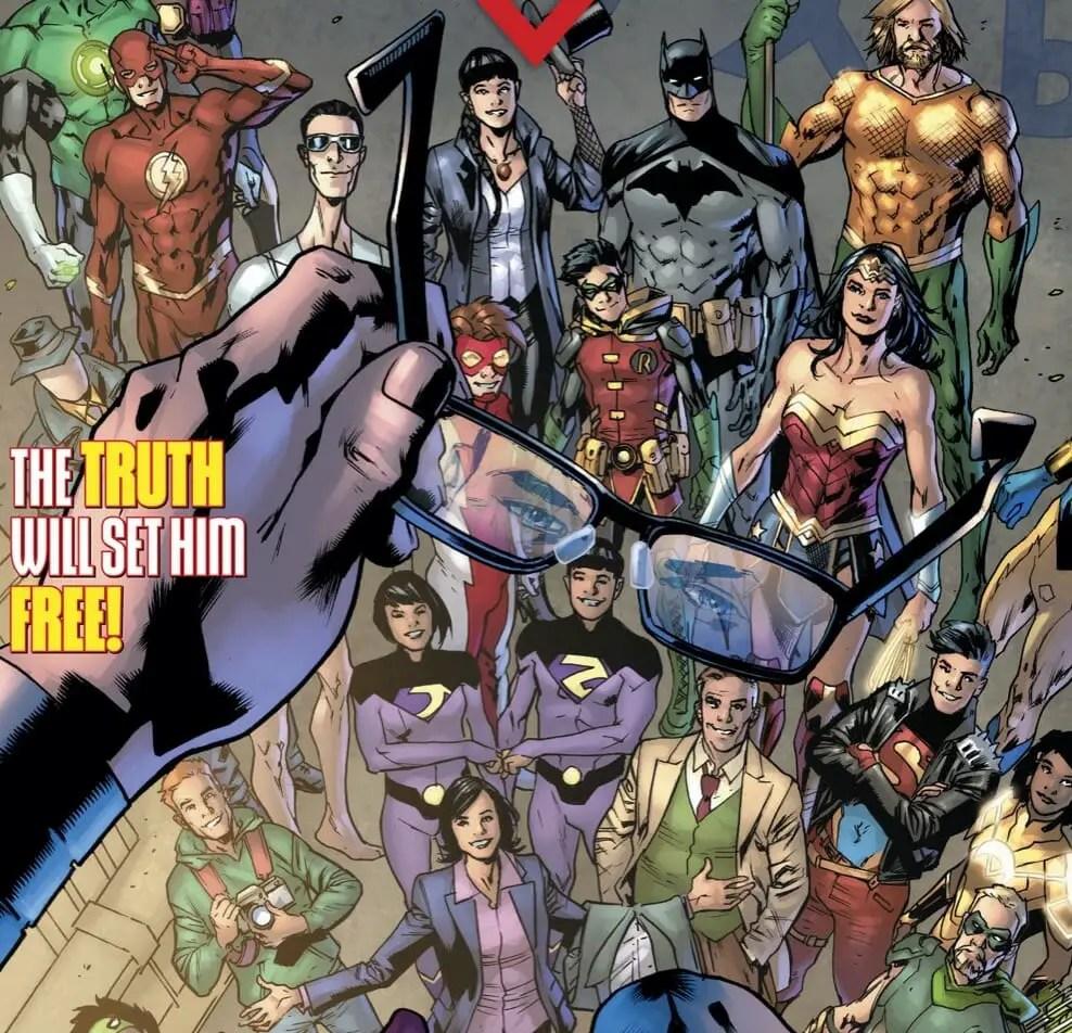 Superman: Heroes #1 Review