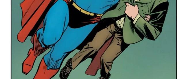 DC Comics Review Superman: Heroes #1