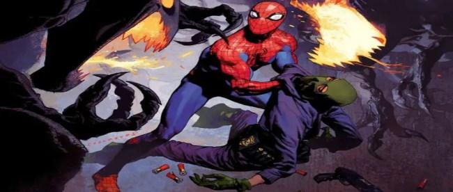 Amazing Spider-Man #47 Feature