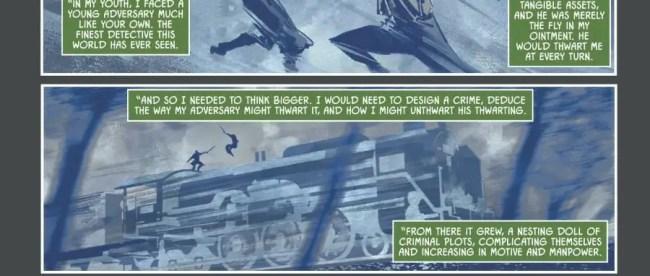 Batman #90 The Designer's Past