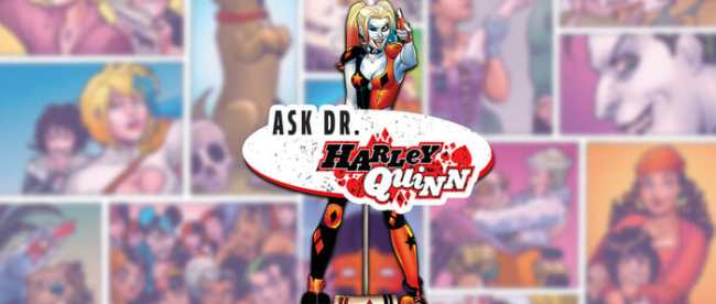 Ask Harley Quinn DC Universe