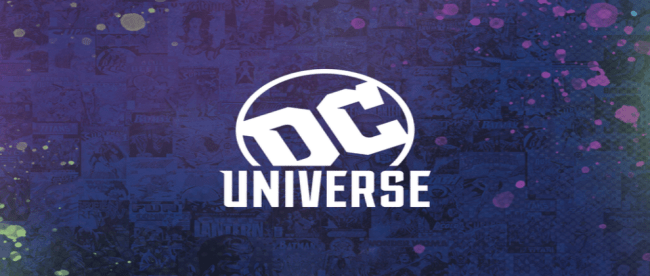C2E2 2020 DC Universe Streaming Future
