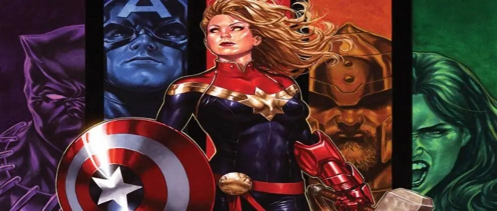 Captain Marvel #16 Review