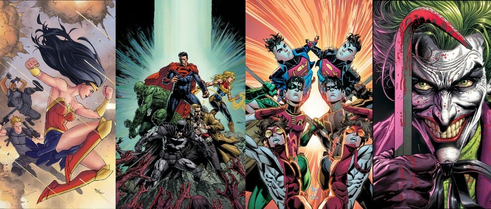 DC Comics June 2020 Solicitation Analysis