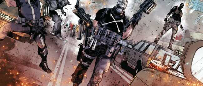 Daredevil #19 Super Villains Arrive