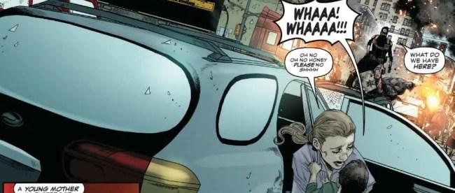 Daredevil #19 Chaos
