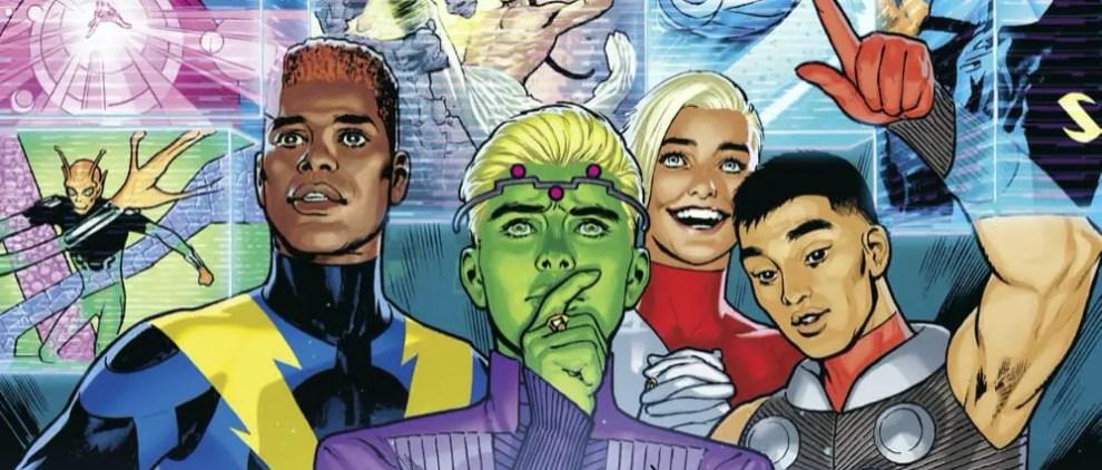 DC Comics Legion of Super-Heroes #5 Review