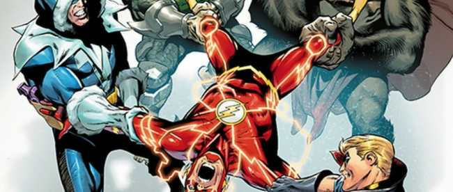 The Flash #757 Cover
