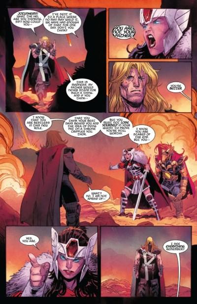 Thor #4 Moment
