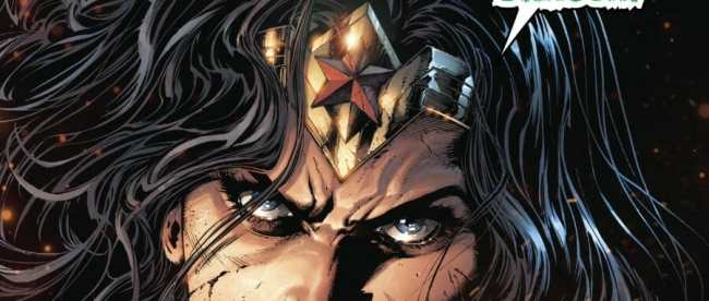 Wonder Woman #753 Cover