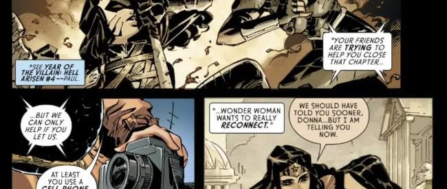 Wonder Woman #754 Donna Troy