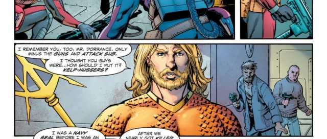 Aquaman: Deep Dives #2