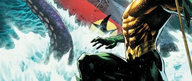 Aquaman: Deep Dives #2 Cover