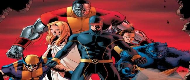Astonishing X-Men #7 Cover