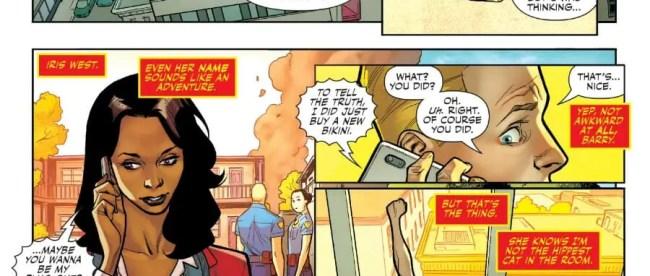 Flash: Fastest Man Alive #1